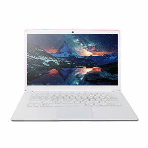 Cheap 14 Inch Ultbook with Intel Quad Core J3455 up to 2.3GHz 6EMMC 160G/320G/500G/1TB HDD windows10 laptop computer 4700MAH
