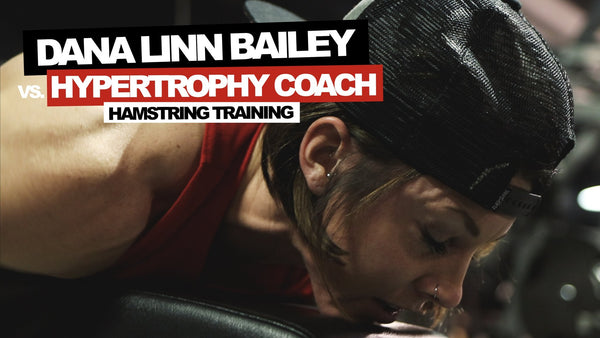 DLB VS. HYPERTROPHY COACH | HAMSTRINGS