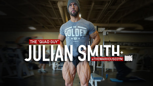 JULIAN SMITH: Seminar & Live Training