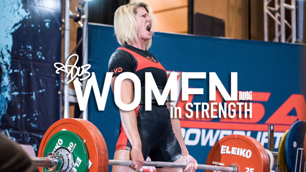 DLB's WOMEN IN STRENGTH - 01.27.18