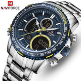NaviForce Chronograph Watch