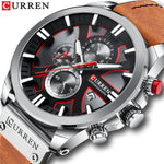 Curren Basil Chronograph Watch