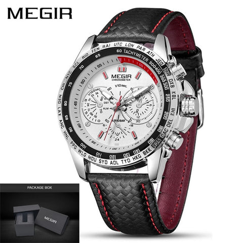 Megir Luxury Watch
