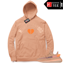 Load image into Gallery viewer, Yeezy 350 Clay | Misunderstood | Light Clay Hoodie