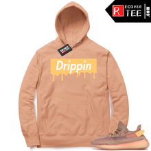 Load image into Gallery viewer, Yeezy 350 Clay | Drip Box | Light Clay Hoodie