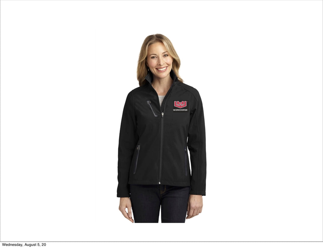Port Authority Welded Soft Shell Ladies Jacket