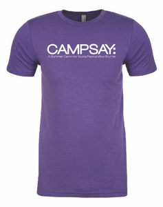 Camp SAY T-Shirt