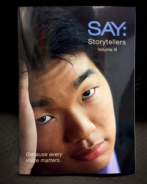 SAY: Storytellers Book - Volume III