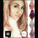 "eldee mink ""Rose"" Synthetic Lace Front wig - 4 colours available"