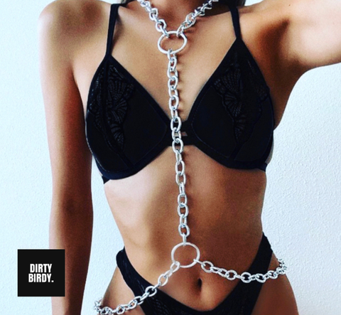 Alter Ego Chunky Body Chain