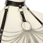Harness x Layered Body Chain