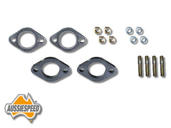replacement exhaust flanges and exhaust manifold studs