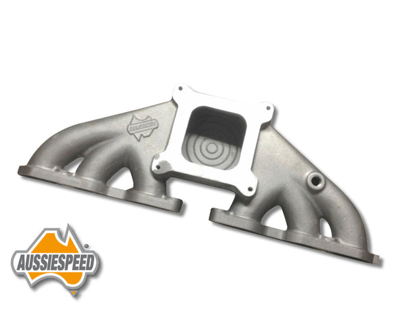 AS0011 Aussiespeed® 4 Barrel Ford Six 250 2V Performance Manifold