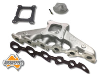 AS0012-AS0241-AS0197-AS0201 Ford OHC EA to AU 6 Cylinder Carb 4 Barrel Manifold