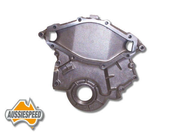 AS0056 Holden V8 Aussiespeed Timing Cover HK to VK 253 308 4.2 5.0