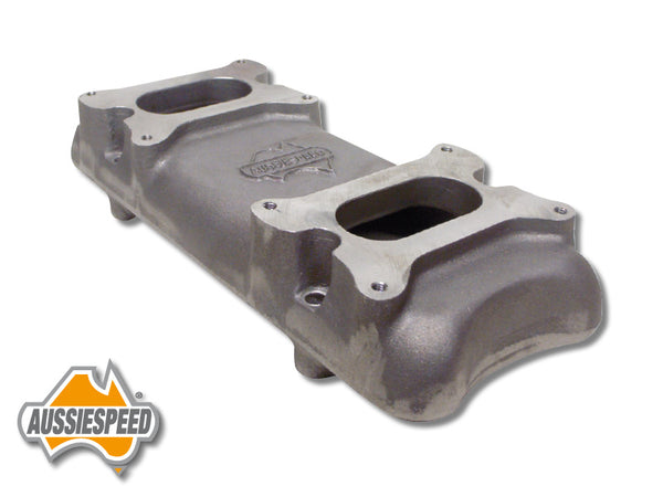 AS0063 Tunnel Ram Top 2x2 Barrel Carb AussieSpeed®