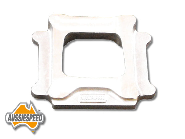 AS0067 Wedge Supercharger Adaptor Suit Holley Squarebore
