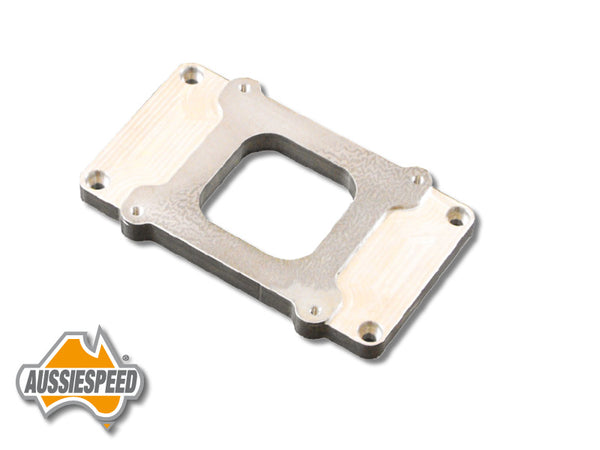 AS0069 GM 4/71 Supercharger Squarebore Carburettor Adapter Plate
