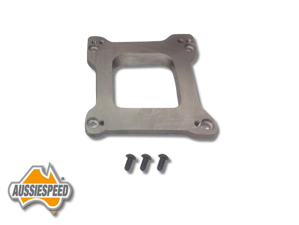 AS0110 East West Holley Squarebore Carburettor Adapter