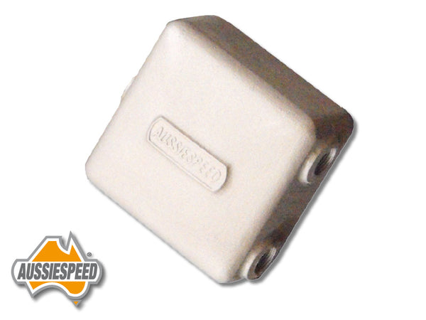 AS0112 Universal Plenum Water Heater Box for Intake Manifold
