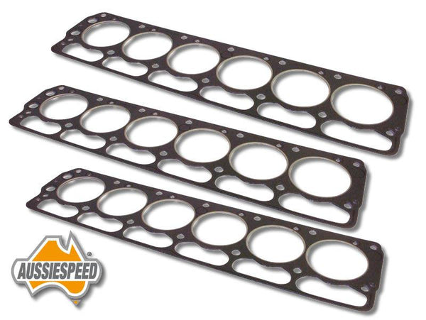 AS0193X3 Head Gasket Slant 6 225 Large Bore x 3