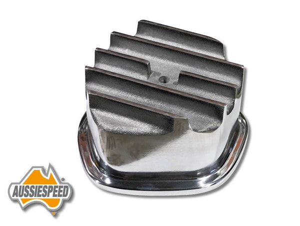 AS0404P Honda Valve Cover Big Block Finned Polished