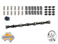 AS0550-1x5 Evil Stick Turbo Cam & Lifter Valve Train Package No. 1 Holden 6 Cylinder