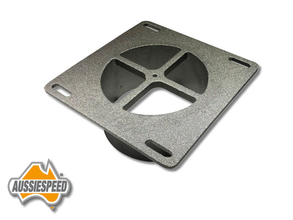 AS0538 Carb Scoop 4 Barrel Air Cleaner Mount Plate