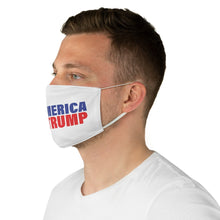 Load image into Gallery viewer, Pro-America, Anti-Trump Face Mask