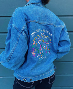 Groovy Girl Denim Jacket