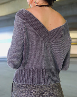 The Girl Nextdoor Sweater