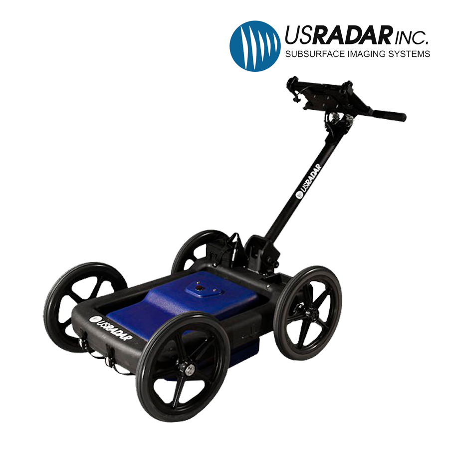Georadar GPR US Radar Q25 Geophysical Radar System