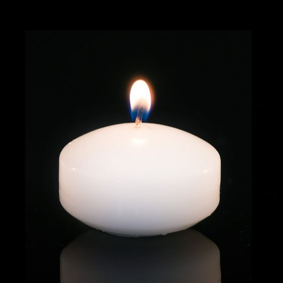 "2"" Floating Candles - Set of 4"