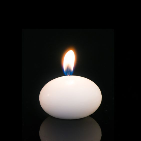 "1.5"" Floating Candles - Unscented - Pack of 12"