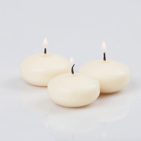 Submersible LED Tea Lights, White - Waterproof