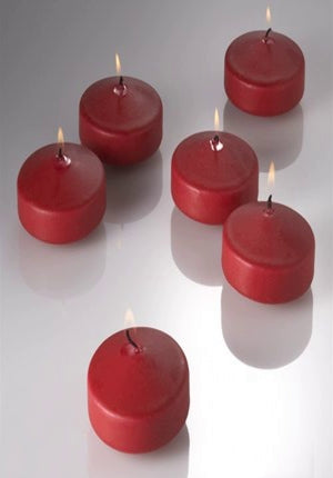 "2"" Floating Candles. Set of 3 Candles-Unscented"
