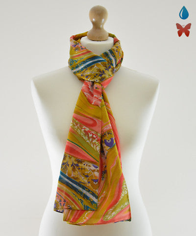 Desert Winds Cotton Scarf