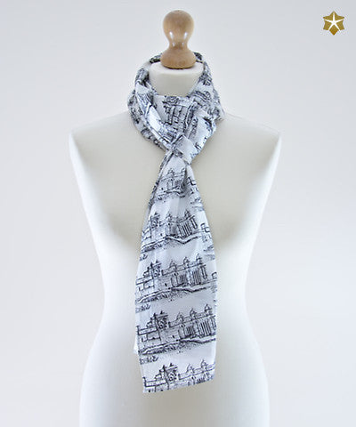 Heritage Cotton Scarf