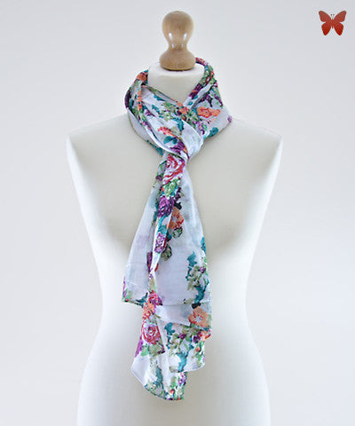 Juliet Cotton Scarf