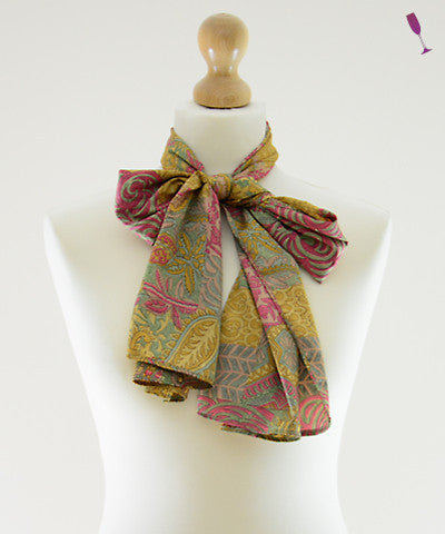 Soft Song Silk Scarf