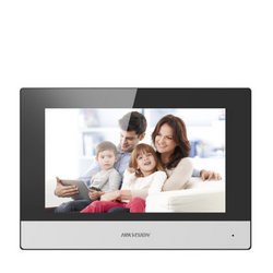 Hikvision Video Intercom Indoor Station with a 7-Inch Touch Screen