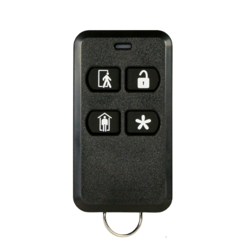 2GIG 4 Button Keyfob Remote