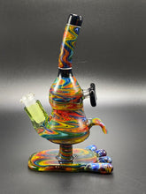 Load image into Gallery viewer, Glass Circus / One Leg Trippy Wook