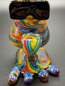 Glass Circus / One Leg Trippy Wook