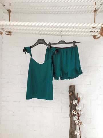 Bae Sleepwear Set - Green