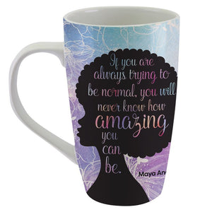 """How Amazing You Can Be""  Latte Mug"