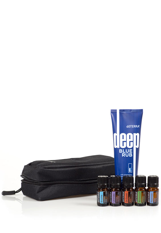 Athlete's Essential Oil Kit
