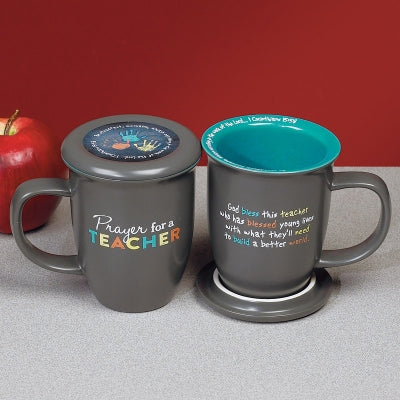 Teacher Mug & Coaster Set