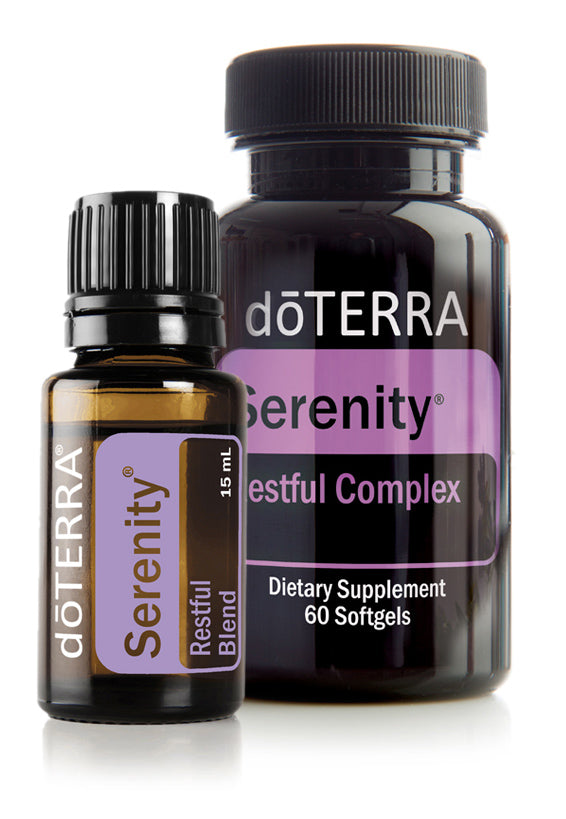 Serenity Essential Oils Combo