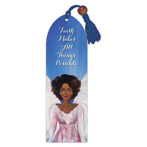 Faith Makes All Things Possible Bookmark